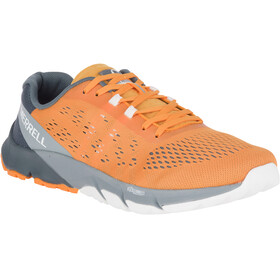 Merrell Bare Access Flex 2 E-Mesh Shoes Men Flame Orange